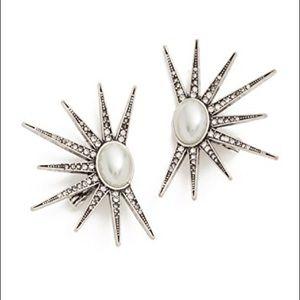 Lulu Frost Zenith Starburst Earrings